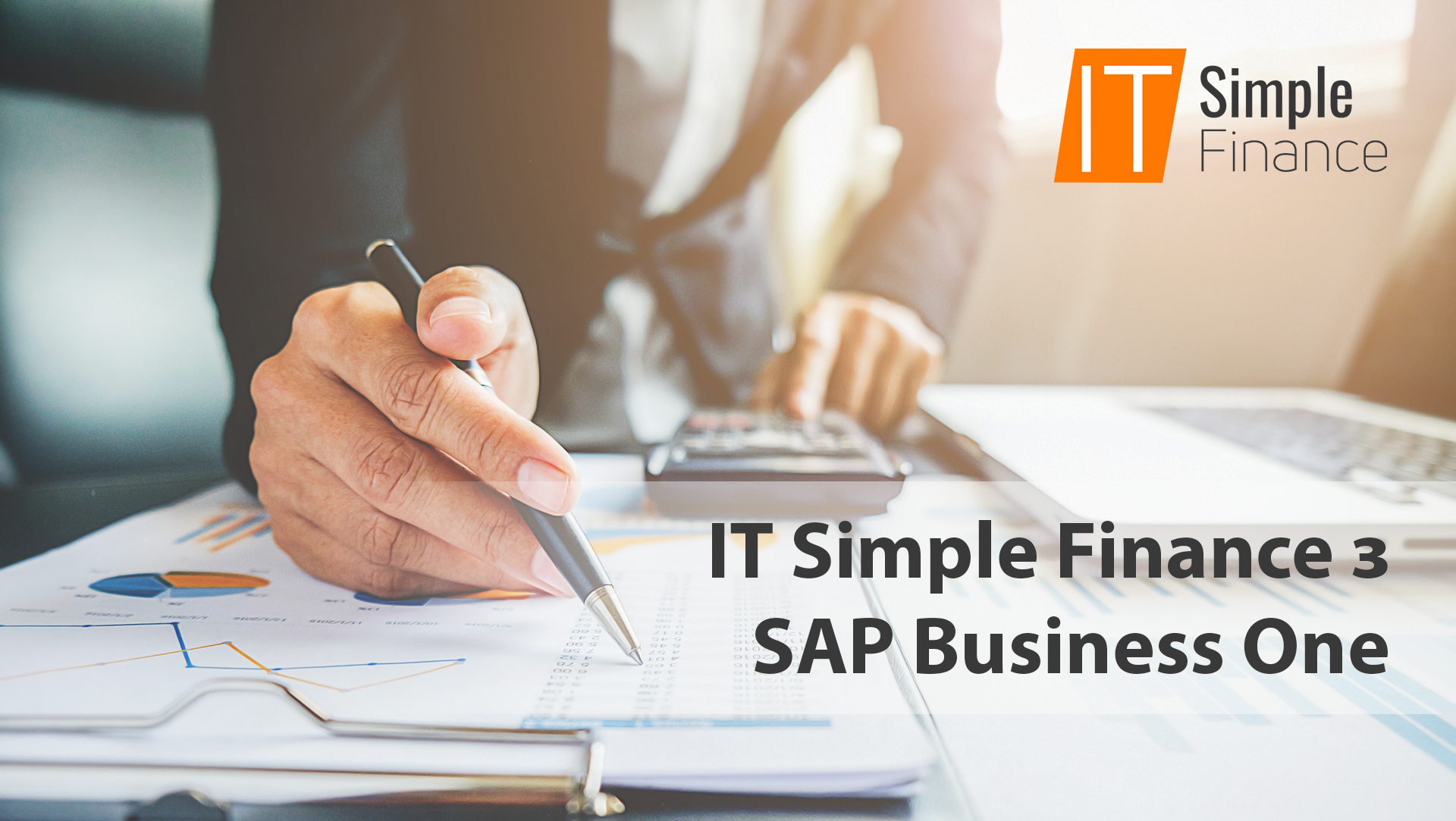 IT Simple Finance з SAP Business One